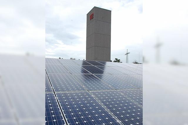 Planen fürs Solardach
