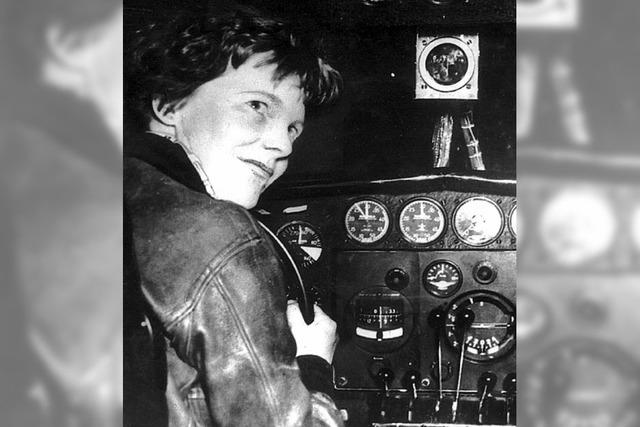 Amelia Earhart - Pilotin und Pionierin