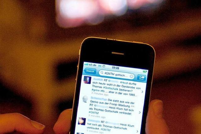 Twitter bringt mehr Werbung auf Smartphones