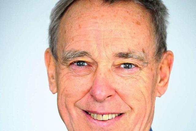 Wolfgang Thomas: Magister Artium mit über 60 Jahren