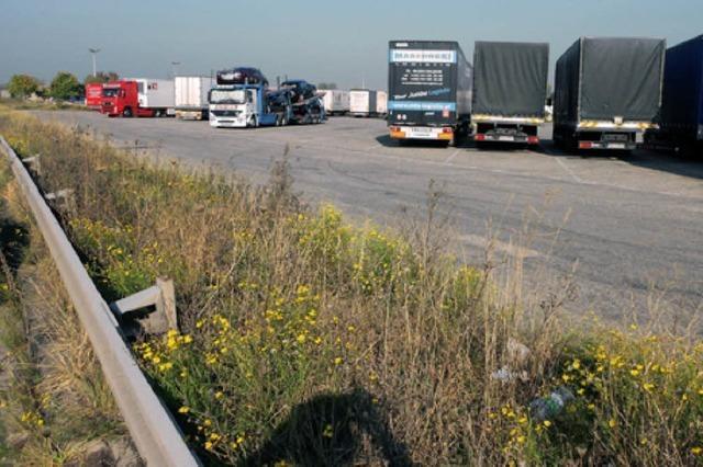 Gemeinsam gegen den Lastwagenstau