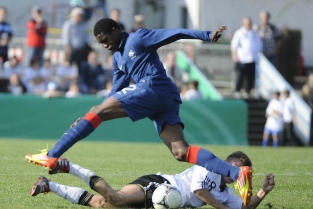 U-18-Nationalmannschaft: Frankreich nimmt Revanche