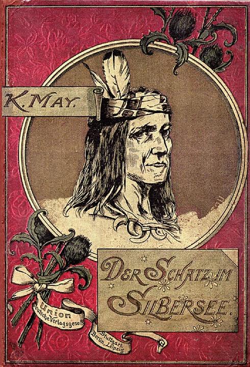 Erstausgabe Schatz im Silbersee  | Foto: Karl-May-2012.de