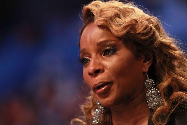 Mary J. Blige kommt zum Stimmen-Festival nach Lörrach
