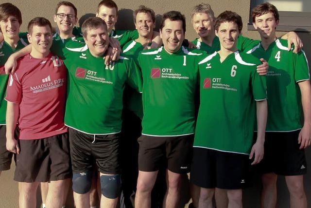 Volleyball Club Müllheim II setzen seine Erfolgsserie fort