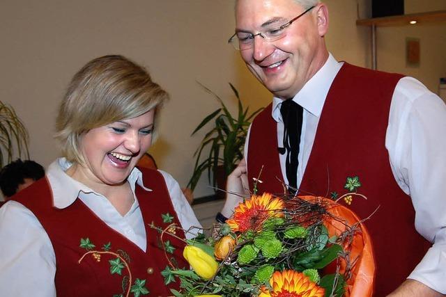 Ralf Relinger ist neuer Vorsitzender des Musikvereins Wasenweiler