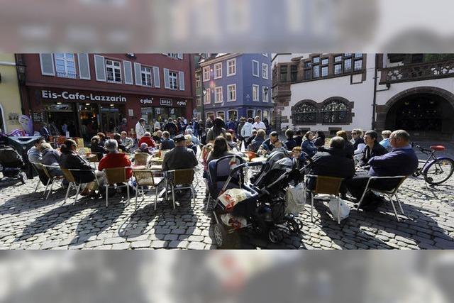 Der starke Franken schmeckt den deutschen Wirten