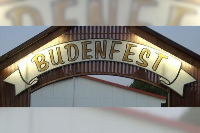 Zapfenstreich für Budenfest?