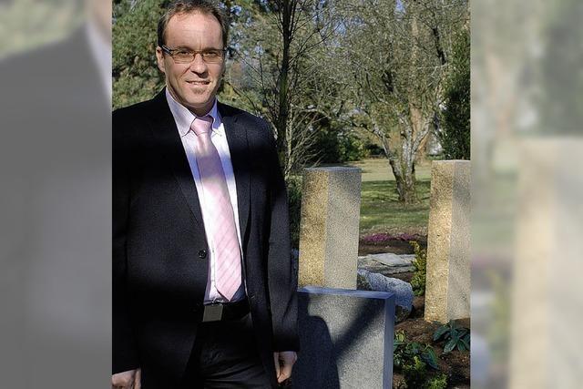 Den Wandel in der Bestattungskultur mitgestalten