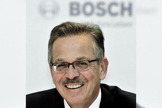 Bosch-Chef vor Wechsel in den Aufsichtsrat