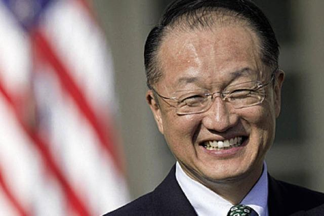 Mediziner soll Weltbank führen