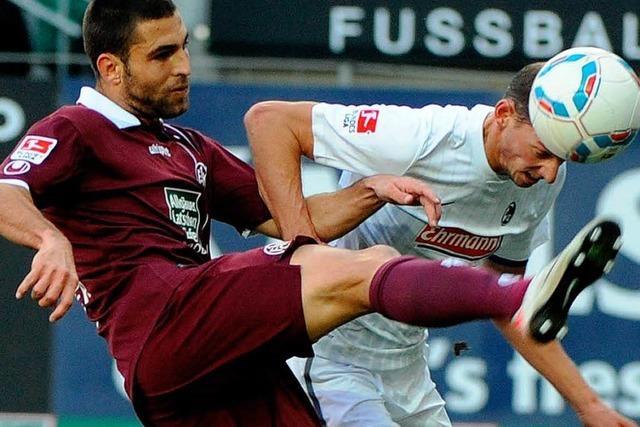 SC Freiburg vs. 1. FCK: Keine eindeutige Angelegenheit