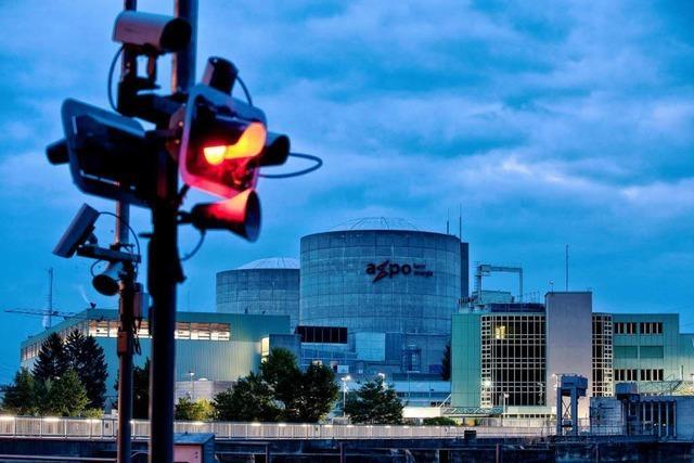 AKW Beznau: Uralt-Reaktor ist heruntergefahren