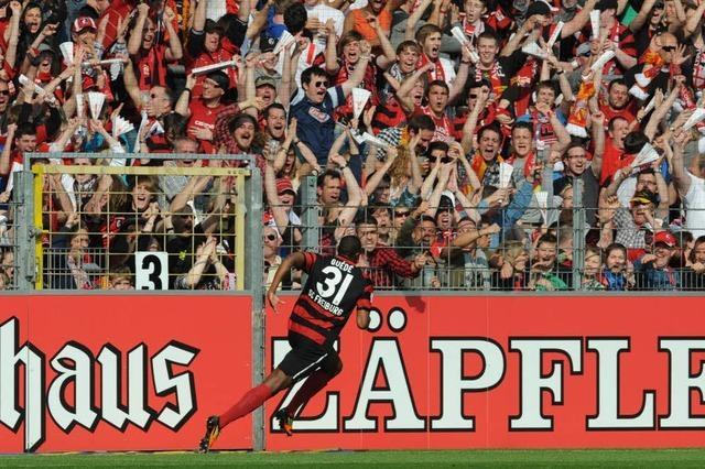 Aktuell: SC Freiburg – 1. FC Kaiserslautern 2:0