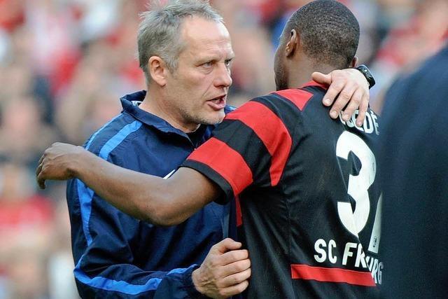 Der Aushilfsstürmer: Karim Guédé und der SC-Sieg