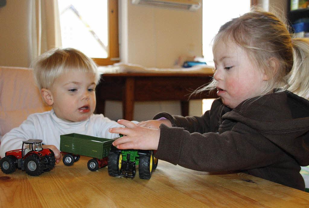 Leben mit kindern mit down syndrom liebe familie for Minimalistisch leben mit familie