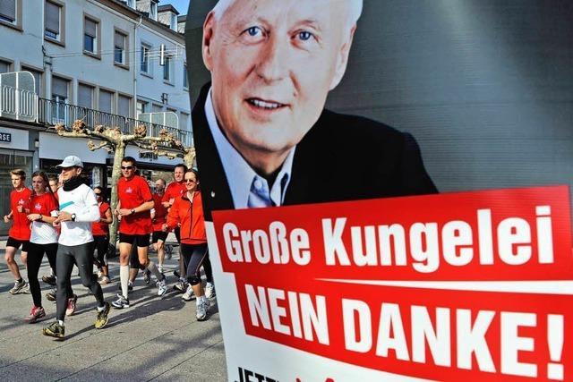 Niedrigere Wahlbeteiligung im Saarland als 2009