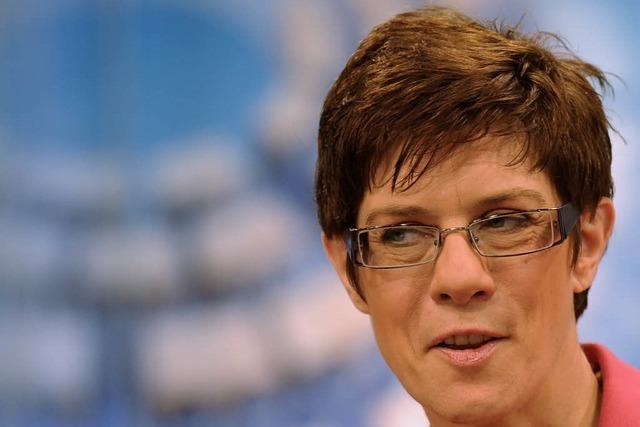 Amtlich: CDU Sieger im Saarland