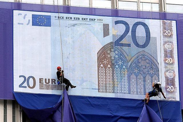 Merkel stimmt doch Aufstockung des Rettungsschirms zu