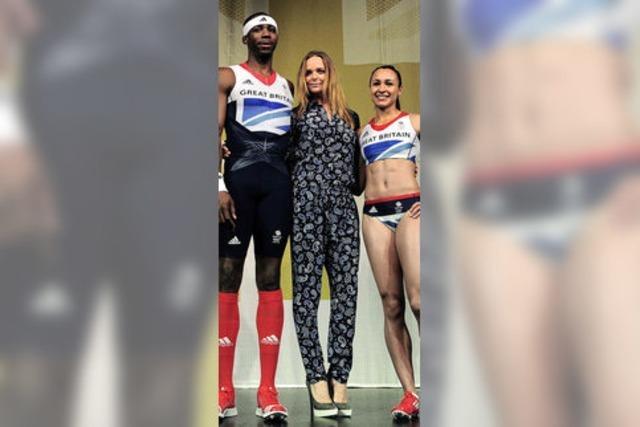Stella McCartney entwirft Trikots fürs Olympiateam
