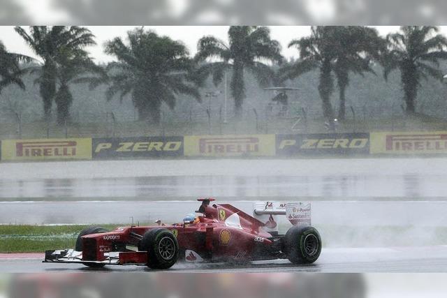 Punktloser Vettel stinksauer: Gurken auf der Strecke
