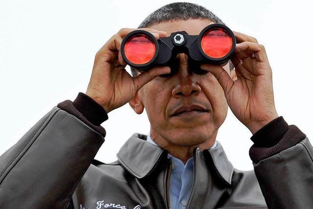 Raketenprogramm – Obama warnt Nordkorea