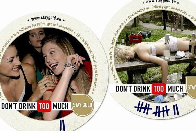 Gruppenzwang führt oft zu Alkoholmissbrauch