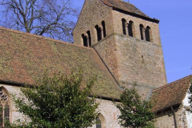 Burgheimer Kirche