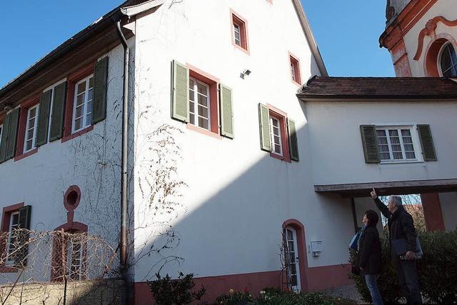 Erzdiözese investiert 1,65 Millionen in Umbau der früheren Klosteranlage