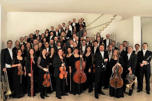 125 Jahre Freiburger Philharmoniker: Junge Jubilare
