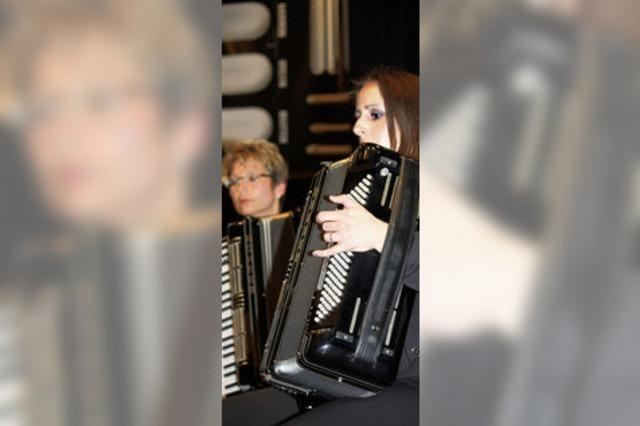 Facettenreiche und anspruchsvolle Akkordeonklänge