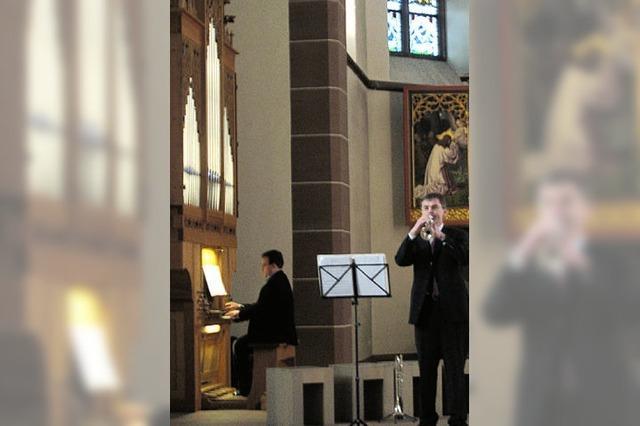 Eine Stunde ohne Liturgie, aber zum Innehalten