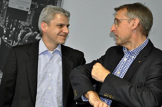 Die Kreis-CDU ist umgezogen
