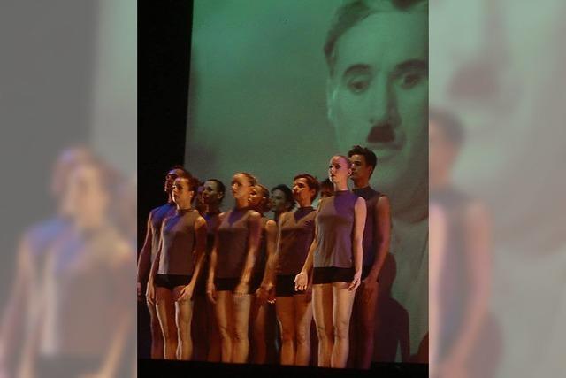 Eine Verbeugung vor der Ikone Chaplin