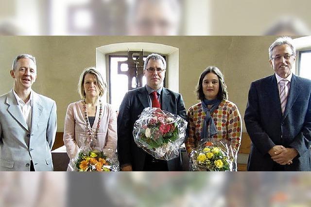 Der Kirchengemeinderat formiert sich neu