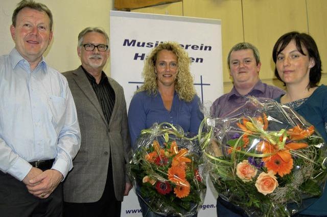 Musikverein vor neuen Aufgaben