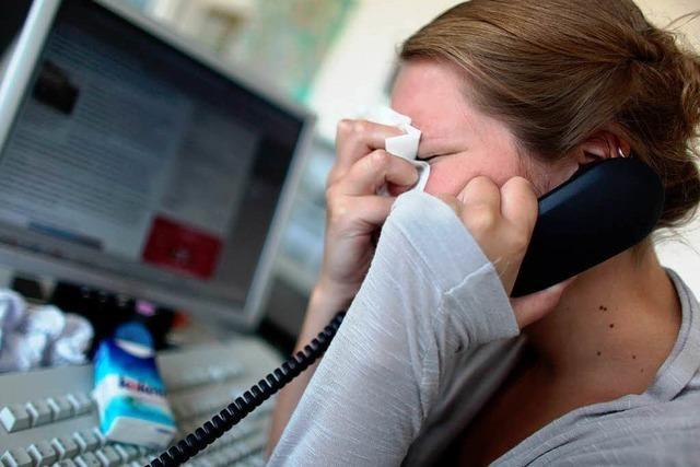DGB-Umfrage: Immer mehr Arbeitnehmer beklagen Stress