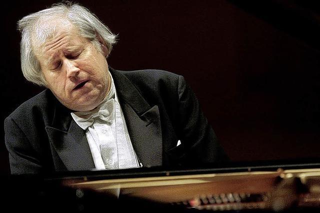 Sokolov-Klavierabend: Das unsichtbare Theater