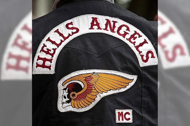 Razzia gegen Rocker: 260 Beamte bei den Hells Angels