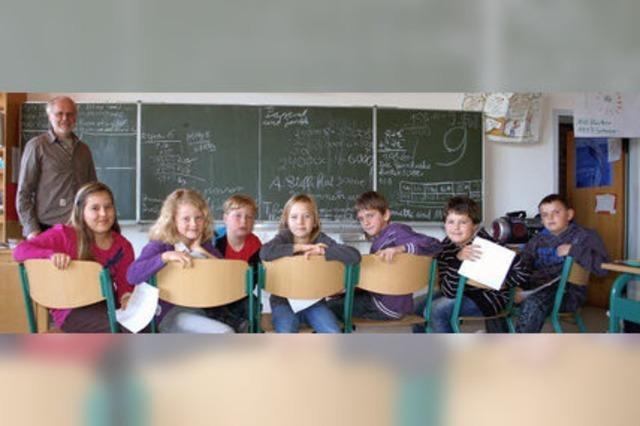 Die Zwergschule Gersbach als Modell der Dorfschule
