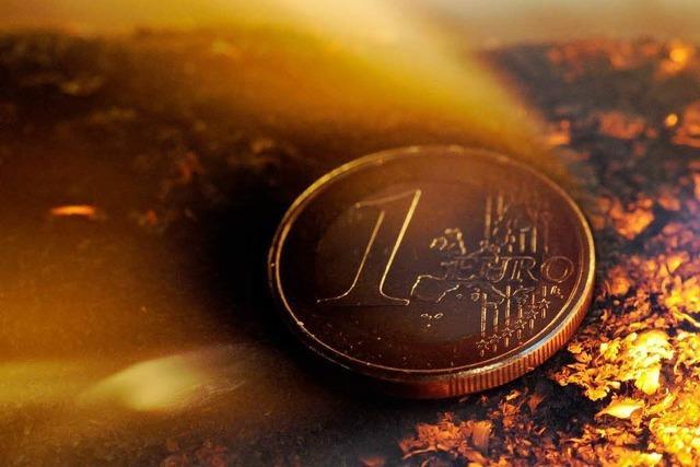 Euro-Rettung führt zu Problemen im Bundeshaushalt