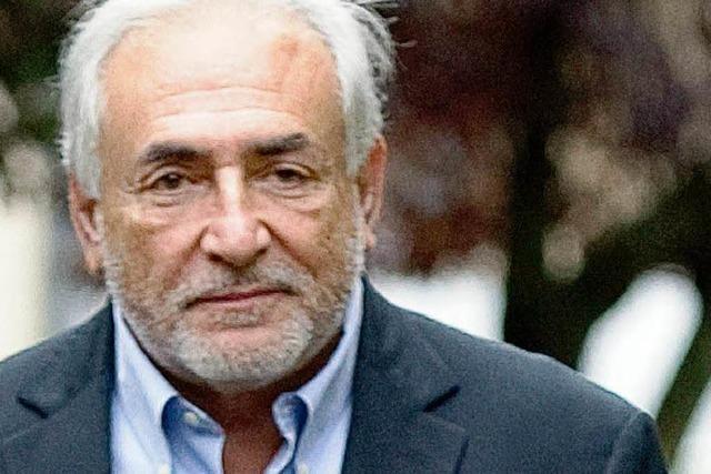 Strauss-Kahn droht eine lange Haftstrafe