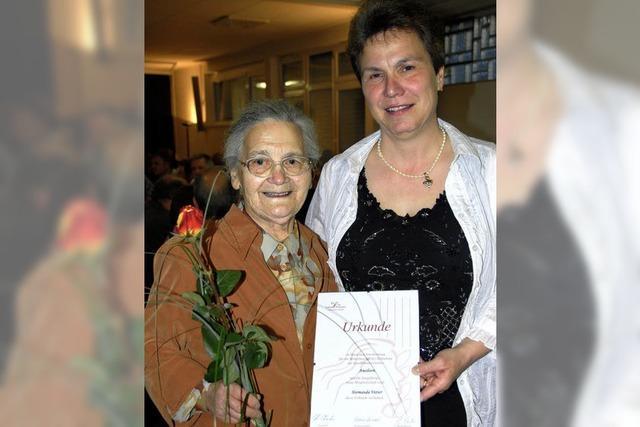 Anerkennung für Landfrauen