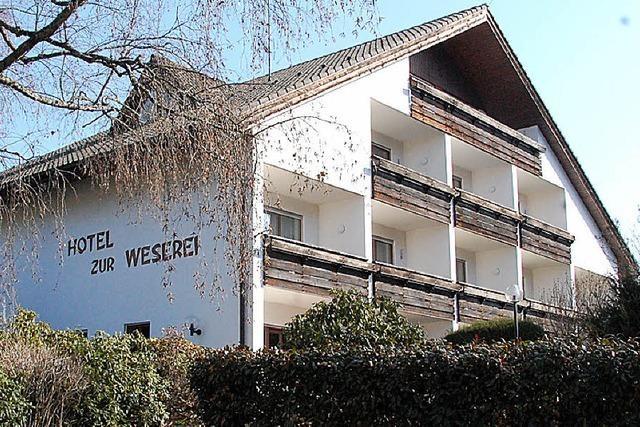 Hotel zur Weserei wird 25 Jahre alt
