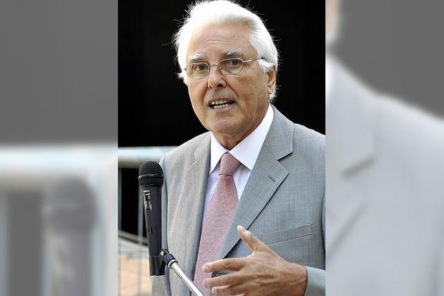 Ex-Bürgermeister Hansjörg Seeh feiert 75. Geburtstag