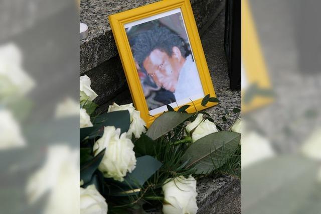 Kein Ende im Prozess um Tod von Oury Jalloh in Dessau