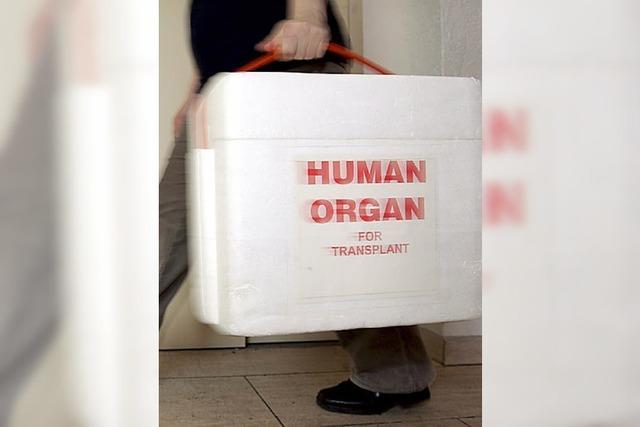 Kritik an Stiftung für Organspenden