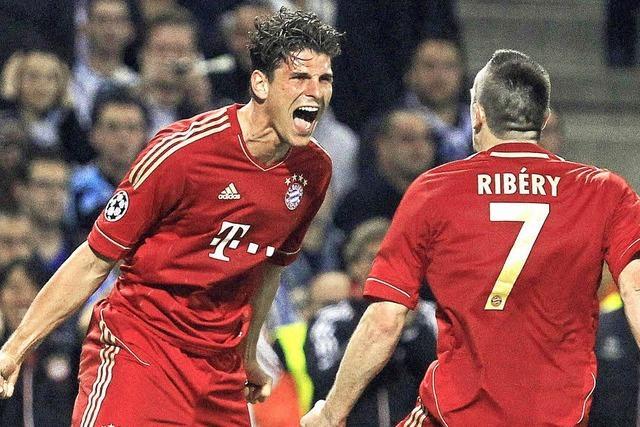 Bayern München siegt bei Olympique Marseille 2:0