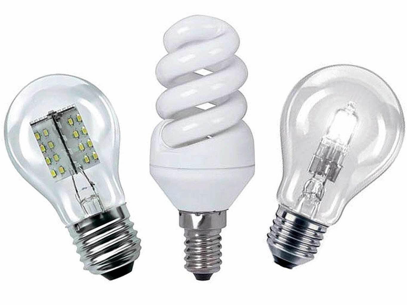 led energiesparlampe