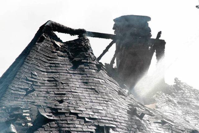 Feuer in Hofsgrund: Ermittler schließen Brandstiftung aus
